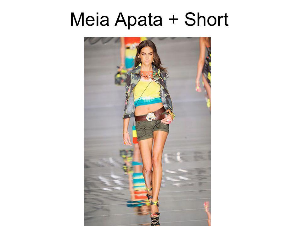 Meia Apata + Short