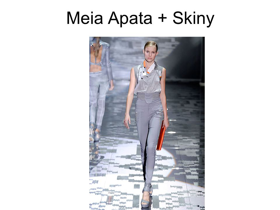 Meia Apata + Skiny