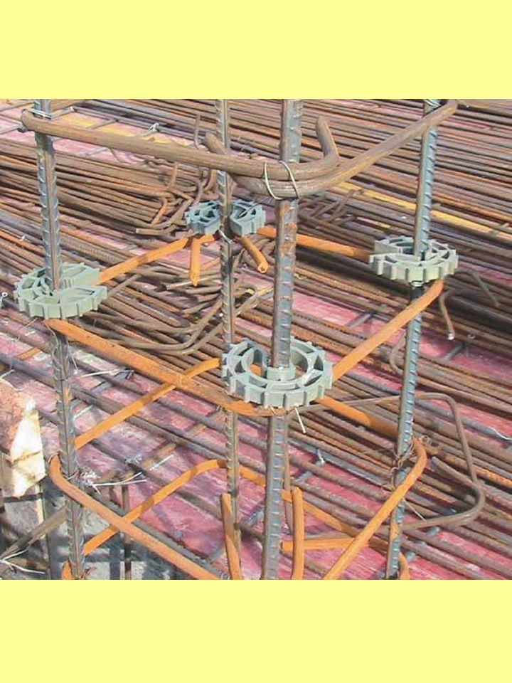 Aço na Construção Civil TRELIÇAS As Treliças utilizam aço em todos os fios que as compõe: uma garantia de procedência e qualidade.