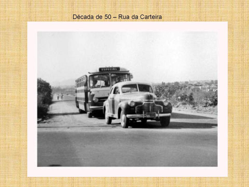 1951 - Rua São Luiz – Centro de Osasco