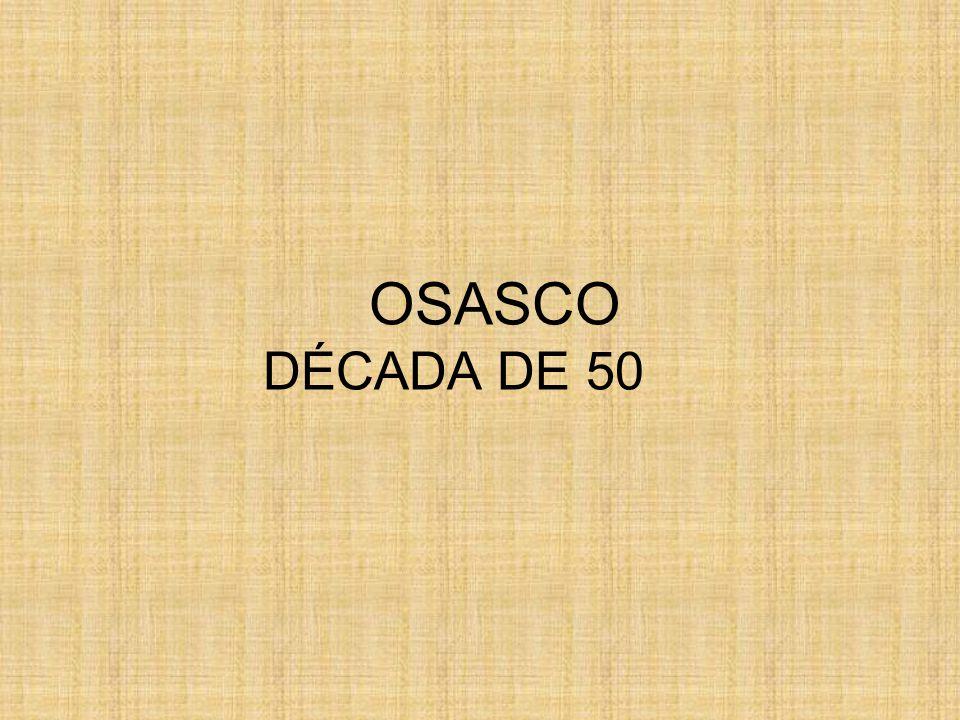 OSASCO DÉCADA DE 50