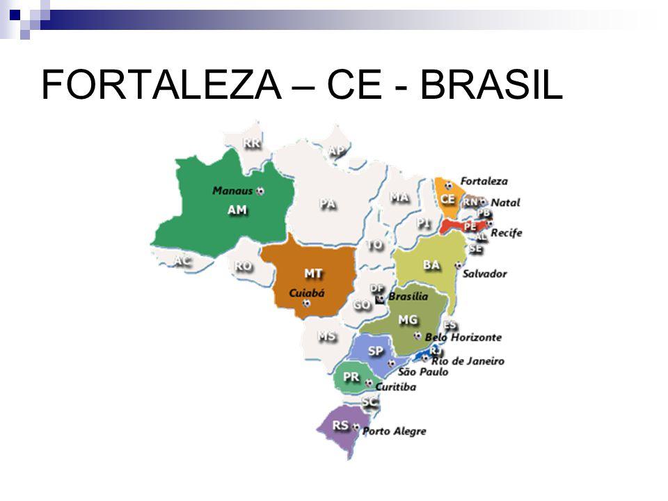 FORTALEZA – CE - BRASIL