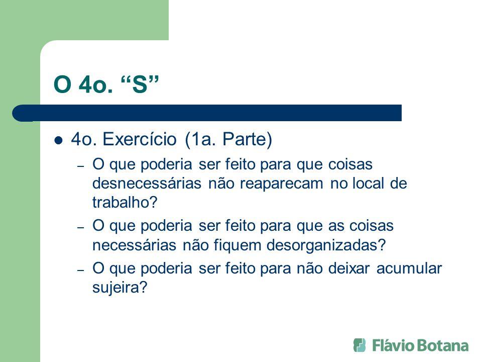 O 4o.S 4o. Exercício (1a.