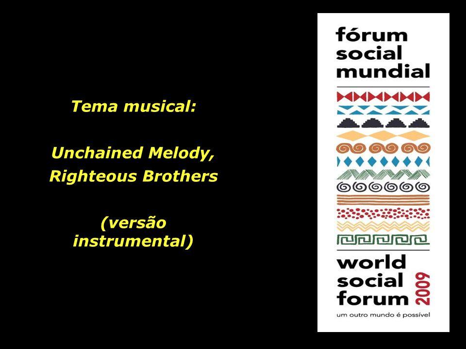 O texto desta apresentação se baseia em palestra proferida por Leonardo Boff durante o Fórum Social Mundial, Belém, Pará, janeiro de 2009. Para saber