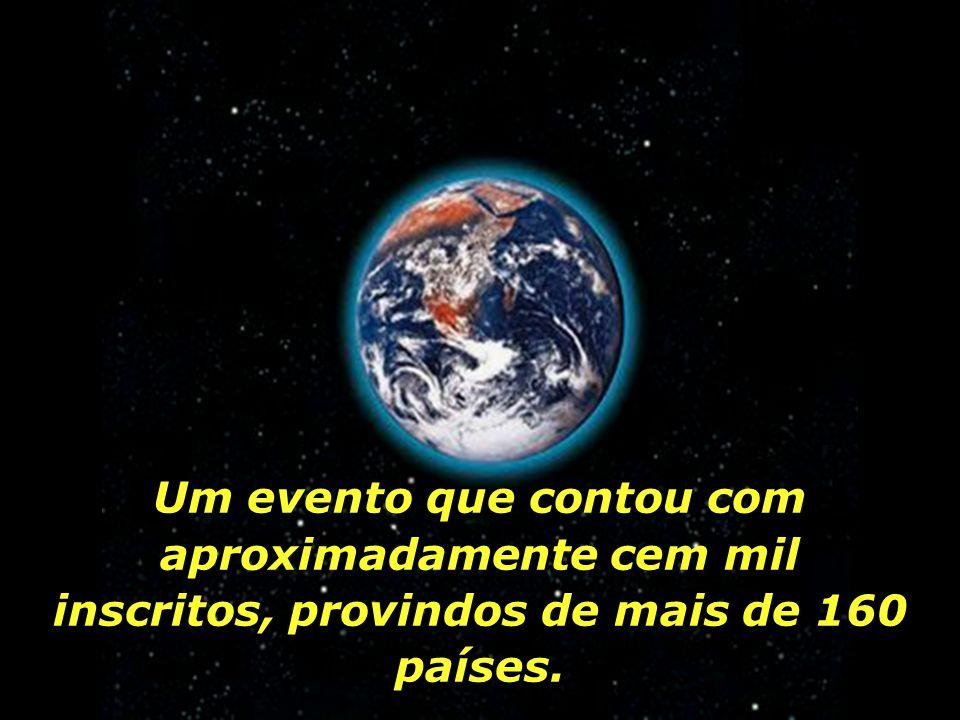 De 27 de janeiro a 1 o de fevereiro de 2009, a cidade de Belém, Pará, sediou a nona edição do Fórum Social Mundial.