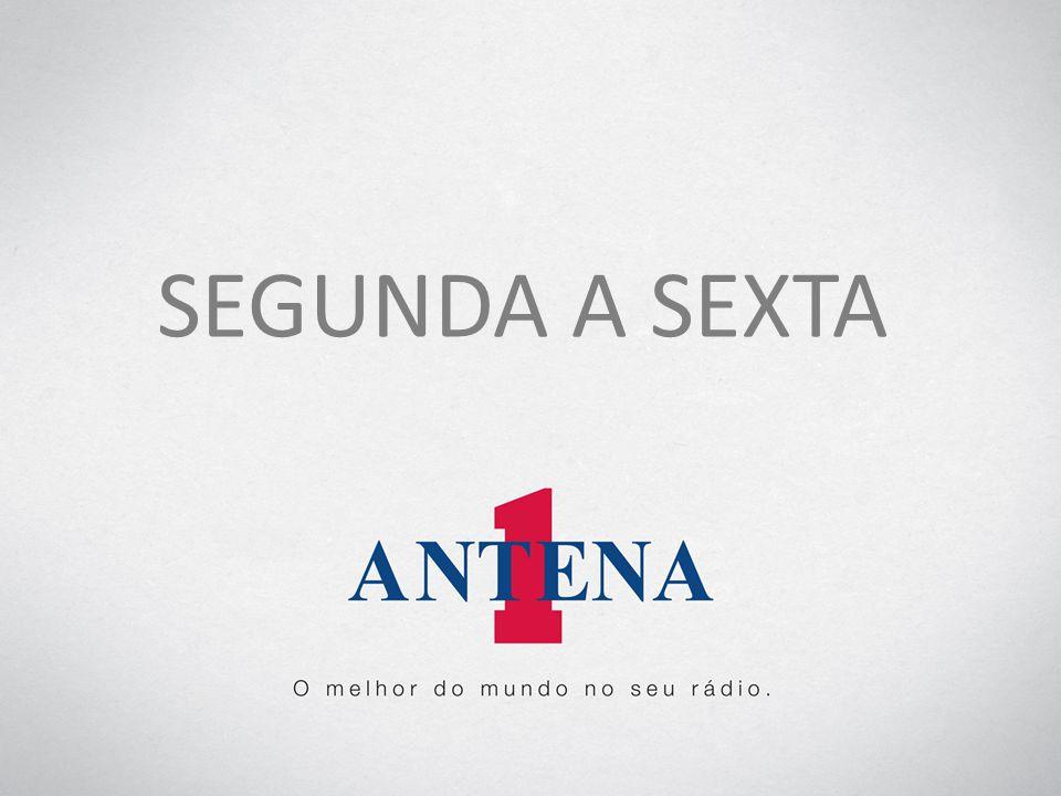 SEGUNDA A SEXTA
