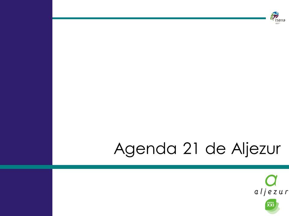 Agenda 21 de Aljezur …