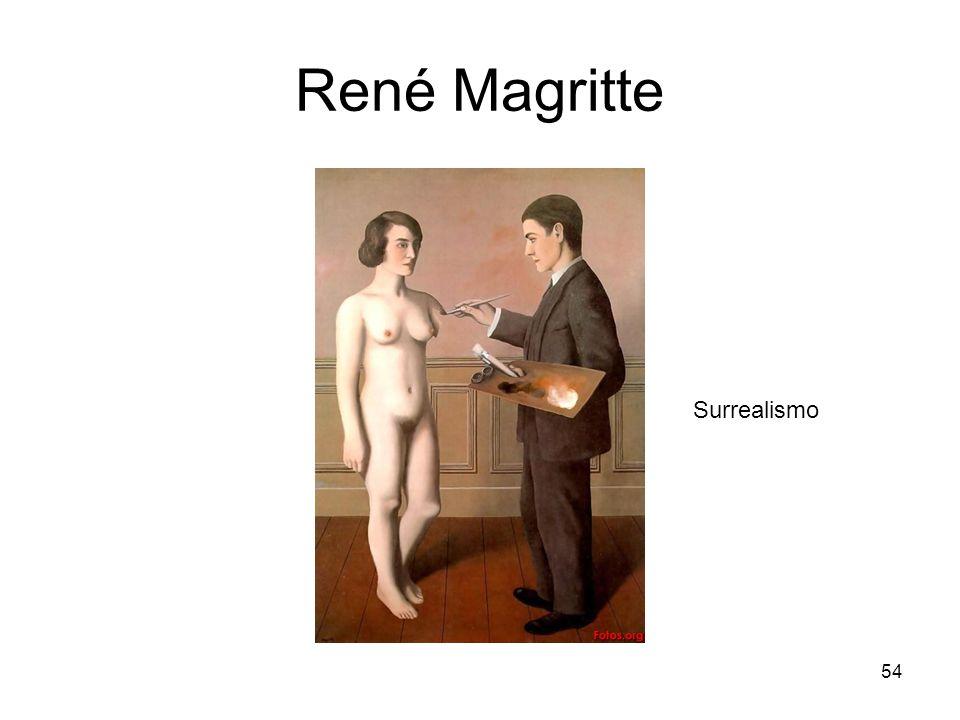René Magritte 54 Surrealismo