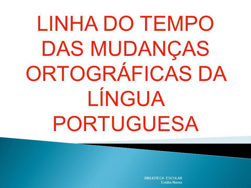 É redigido o Formulário Ortográfico, na primeira Convenção Ortográfica entre Brasil e Portugal.