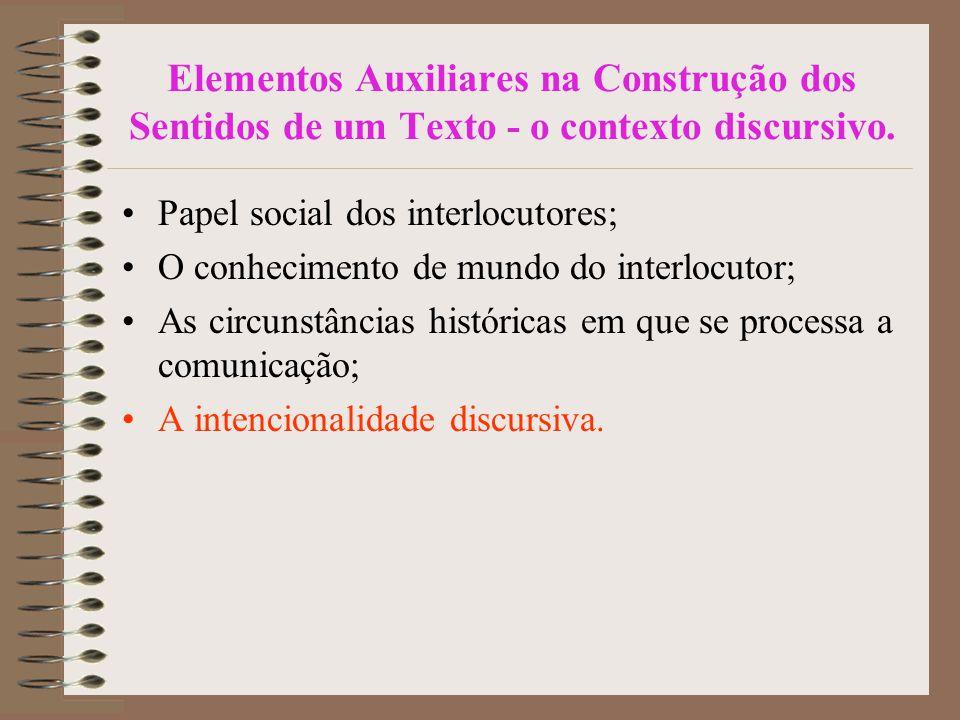 Texto Texto: é uma unidade lingüística concreta, percebida pela audição(na fala) ou pela visão(na escrita), que tem unidade de sentido e intencionalidade comunicativa.