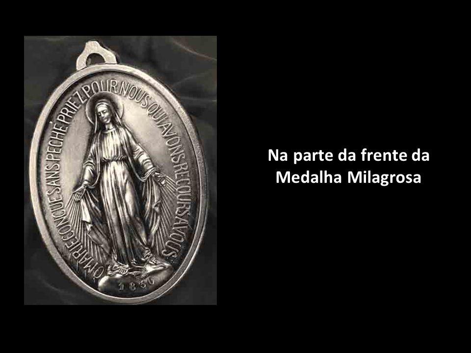 Quer saber o significado da Medalha Milagrosa.