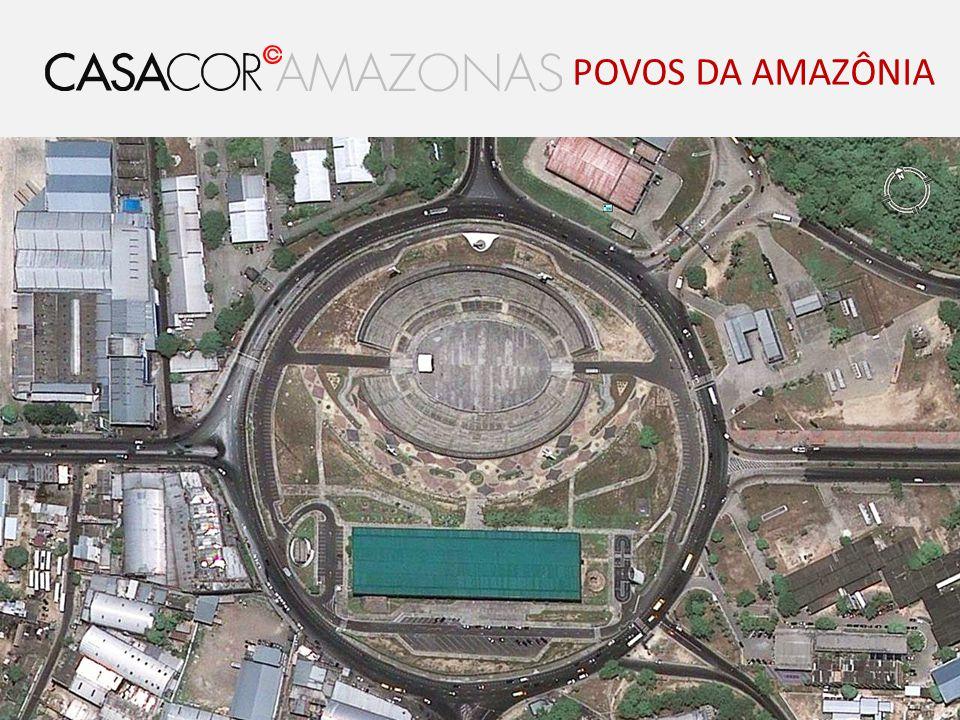 POVOS DA AMAZÔNIA