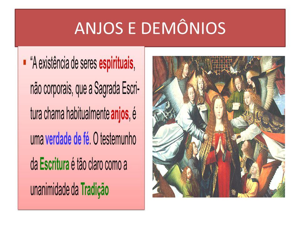Os anjos Assistência dos anjos no AT: No encerrar do Paraíso; ajuda a Lot; a Agar; no sacrifício de Isaac; no caminho do Êxodo, etc.