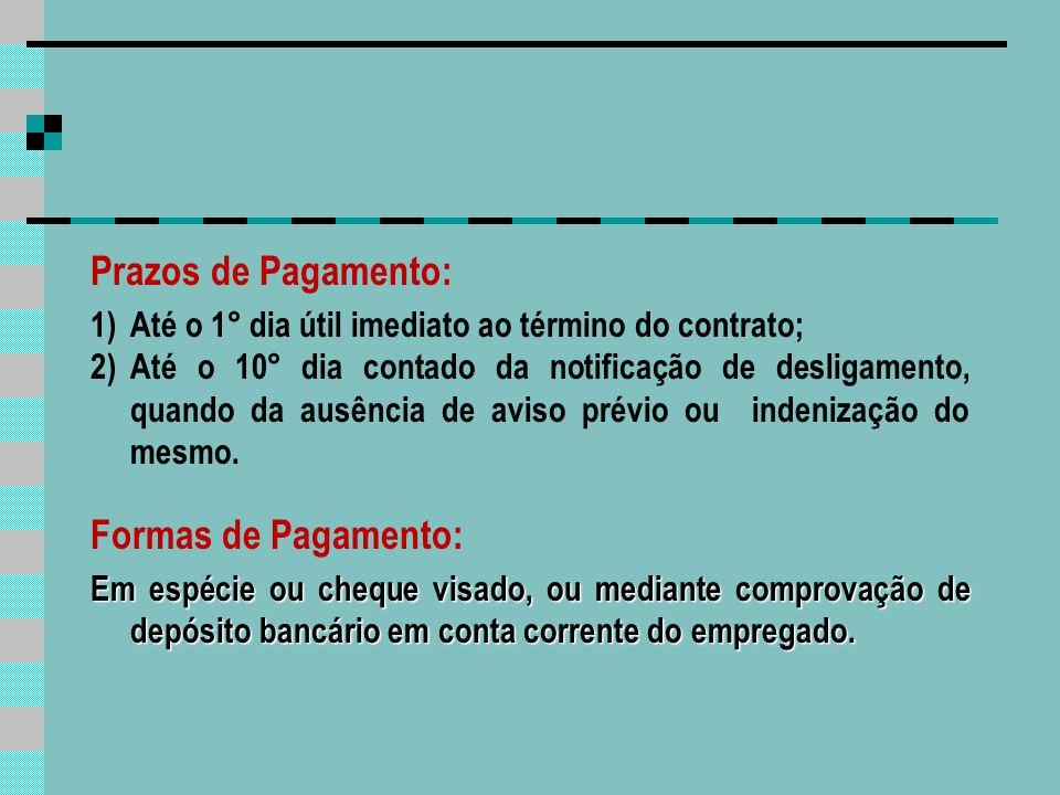 Condições em que é Vedada a Dispensa sem Justa Causa (Estabilidade Provisória) 1.