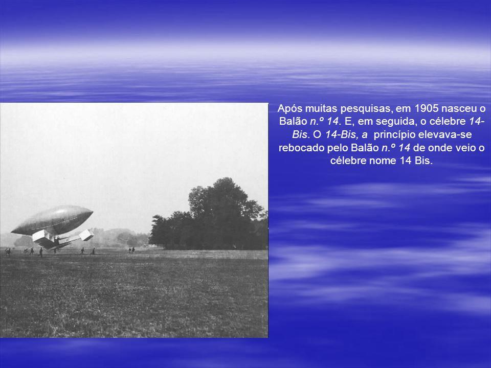 Com o n.º 9, a dirigibilidade estava dominada! O Balão virou meio de transporte pessoal de Santos-Dumont. Foi o primeiro taxi-aéreo de que se tem notí