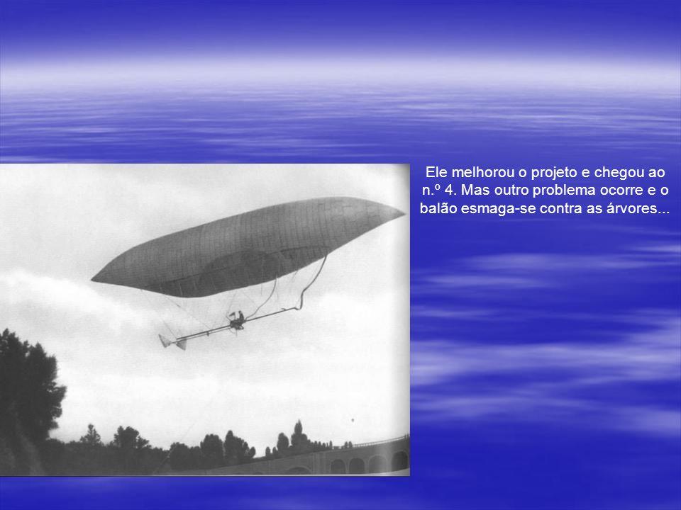 Mas, cem anos depois ficou provado: Fazer um 14BIS decolar não é nada fácil...