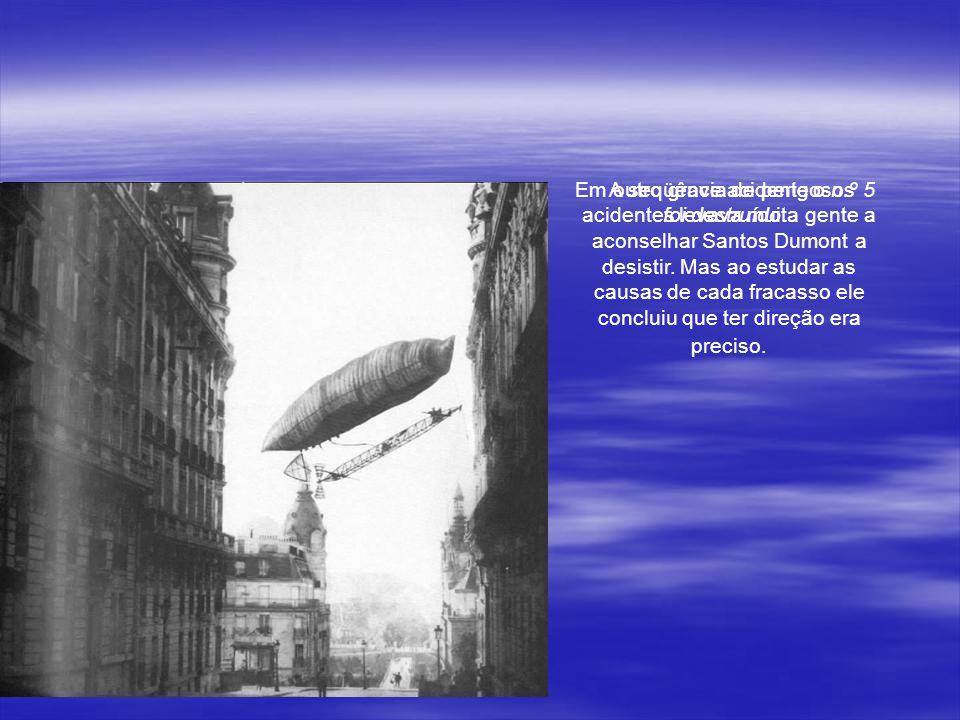 Bibliografia: SENNA, Orlando.Alberto Santos-Dumont: ares nunca dantes navegados.