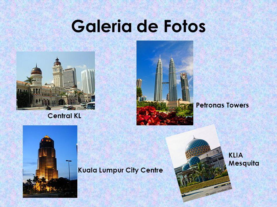 Galeria de Fotos Kuala Lumpur City Centre Central KL Petronas Towers KLIA Mesquita