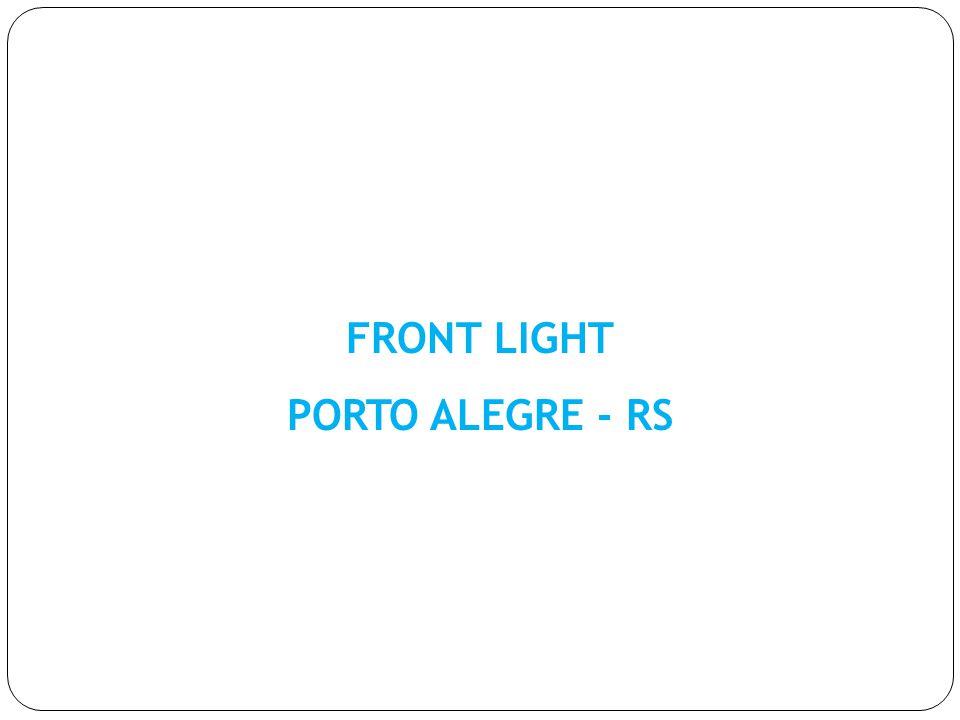 FRONT LIGHT PORTO ALEGRE - RS