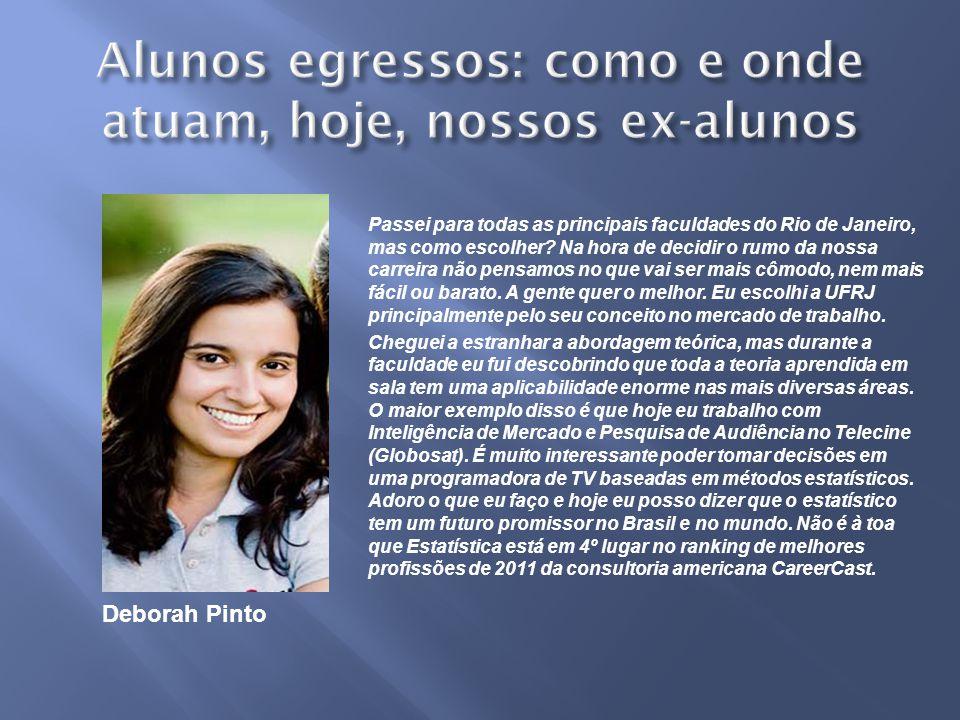 Passei para todas as principais faculdades do Rio de Janeiro, mas como escolher.
