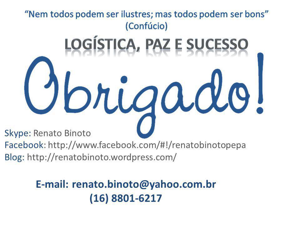 Skype: Renato Binoto Facebook: http://www.facebook.com/#!/renatobinotopepa Blog: http://renatobinoto.wordpress.com/ E-mail: renato.binoto@yahoo.com.br