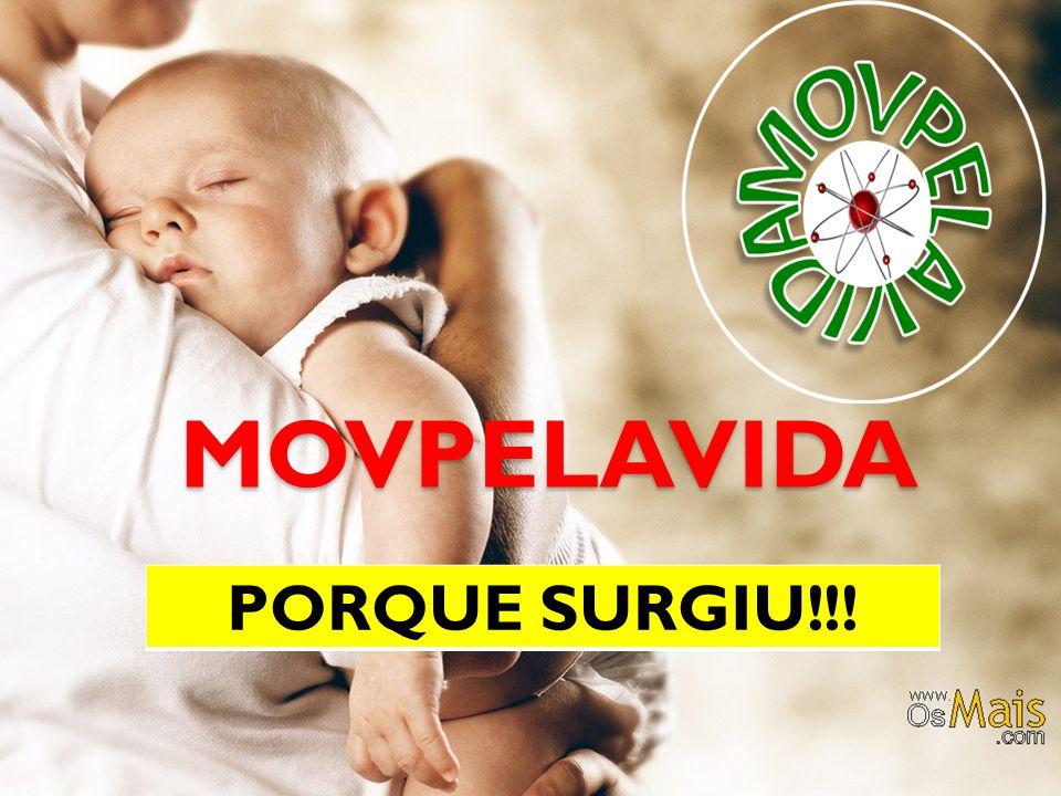 No Curso Prevenção ao Uso de Drogas - Capacitação de Conselheiros e Lideranças Comunitárias, começou o nascimento do MOVPELAVIDA.