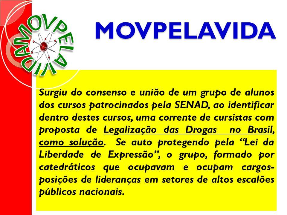 MOVPELAVIDA MOVPELAVIDA PORQUE SURGIU!!!