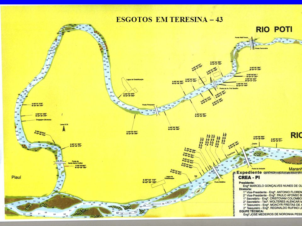 ESGOTOS EM TERESINA – 43