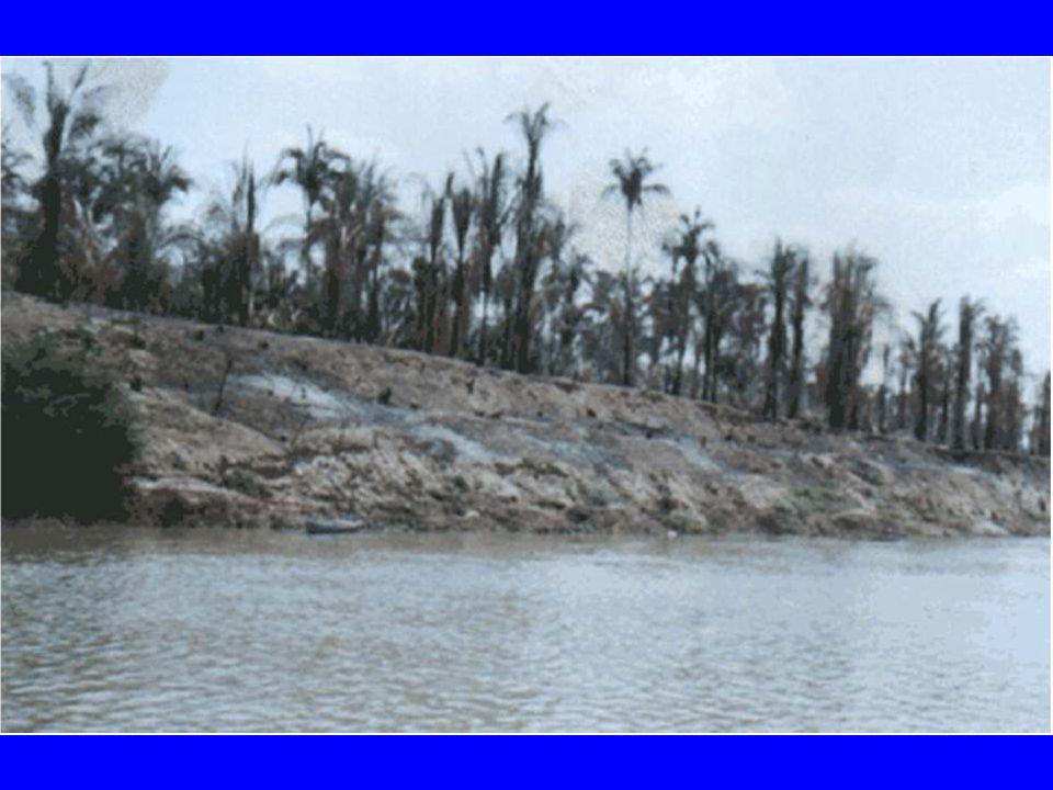 GILBUÉS - Mineradora ( Riachão - afluente do rio Gurguéia)