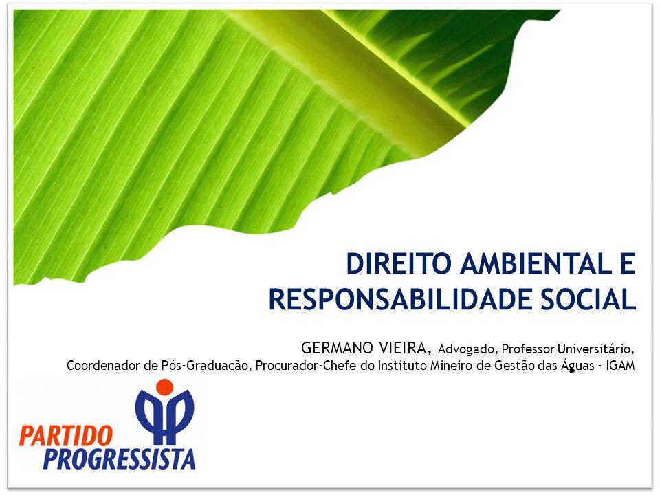 3ª PARTE NOÇÕES BÁSICAS DA ADMINISTRAÇÃO DO MEIO AMBIENTE NO BRASIL
