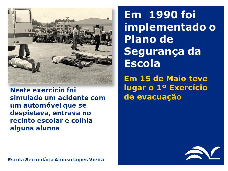 Escola Secundária Afonso Lopes Vieira Foram envolvidas as Escolas do 1º CEB de Gândara dos Olivais, de Sismaria e da Quinta do Alçada, num total de 130 alunos do 4º ano.