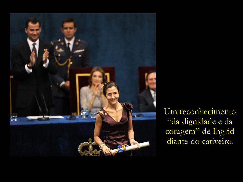 Entrega do Prêmio Príncipe de Astúrias da Concórdia 2008. Cidade de Oviedo, Espanha.