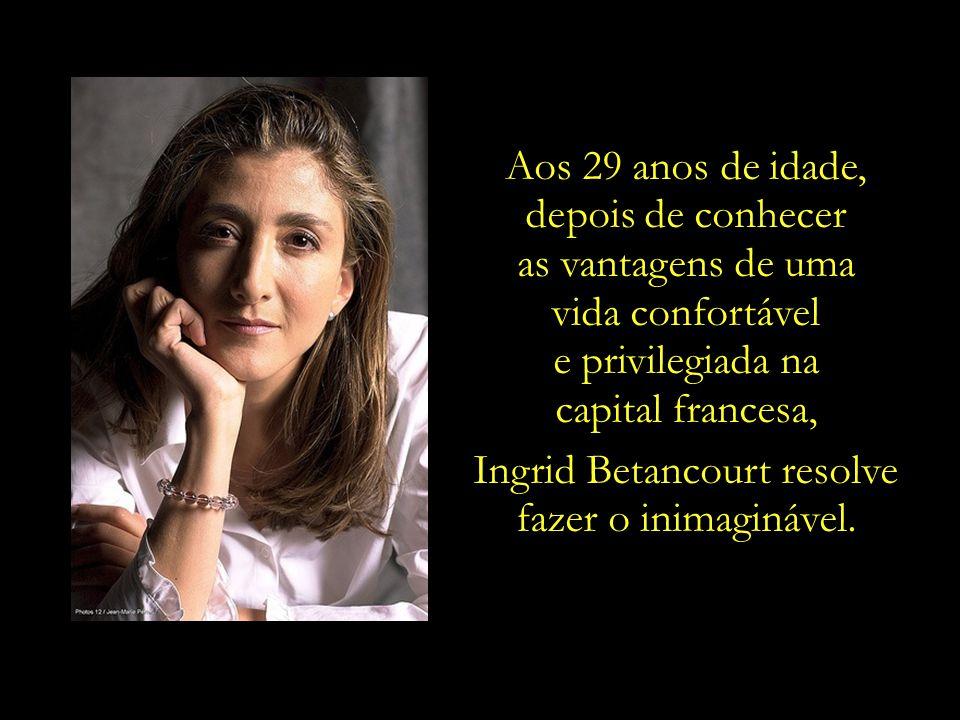 E com tais palavras em mente, Ingrid se forma em Ciências Sociais, pelo Instituto de Estudos Políticos de Paris. Em 1983, casa-se com o diplomata fran