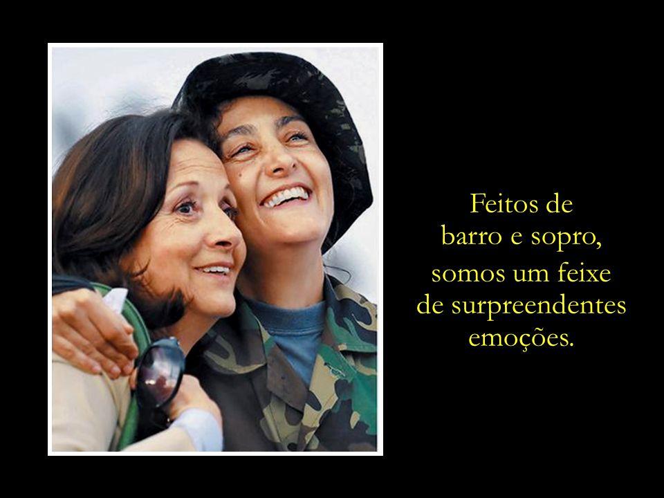 Quem algum dia sondará o que se passou no coração desta mãe, e no coração da sua filha?...