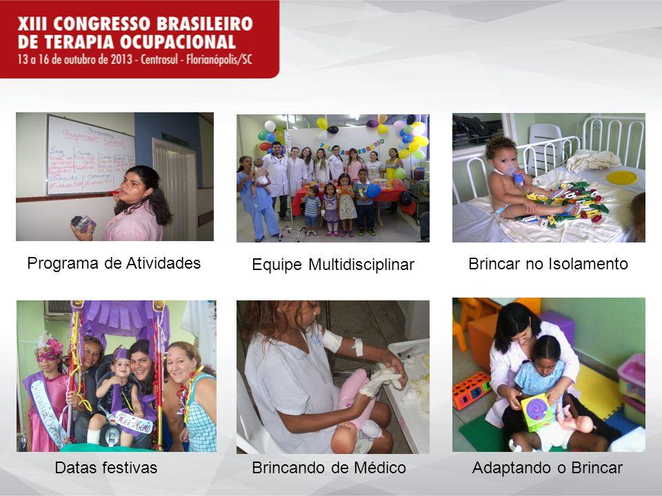 yyyyy Datas festivas Brincando de MédicoAdaptando o Brincar Programa de Atividades Equipe Multidisciplinar Brincar no Isolamento