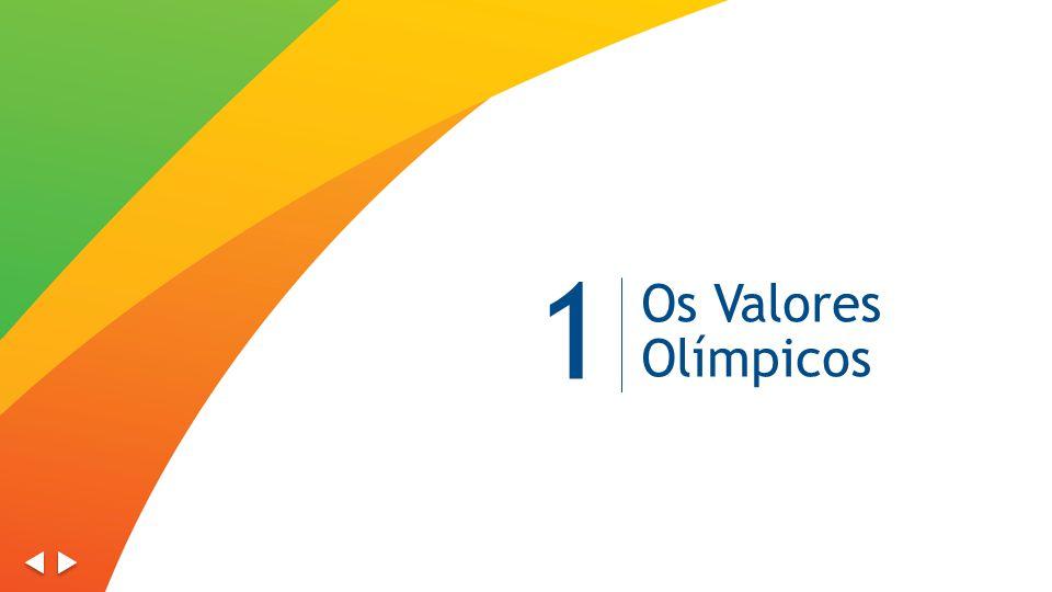 1 Os Valores Olímpicos
