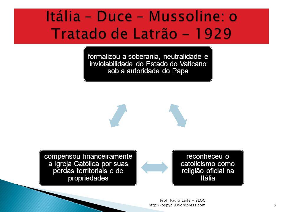 Prof. Paulo Leite - BLOG http://ospyciu.wordpress.com16