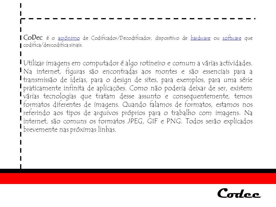 Codec Formato PDF(Portable Document Format).