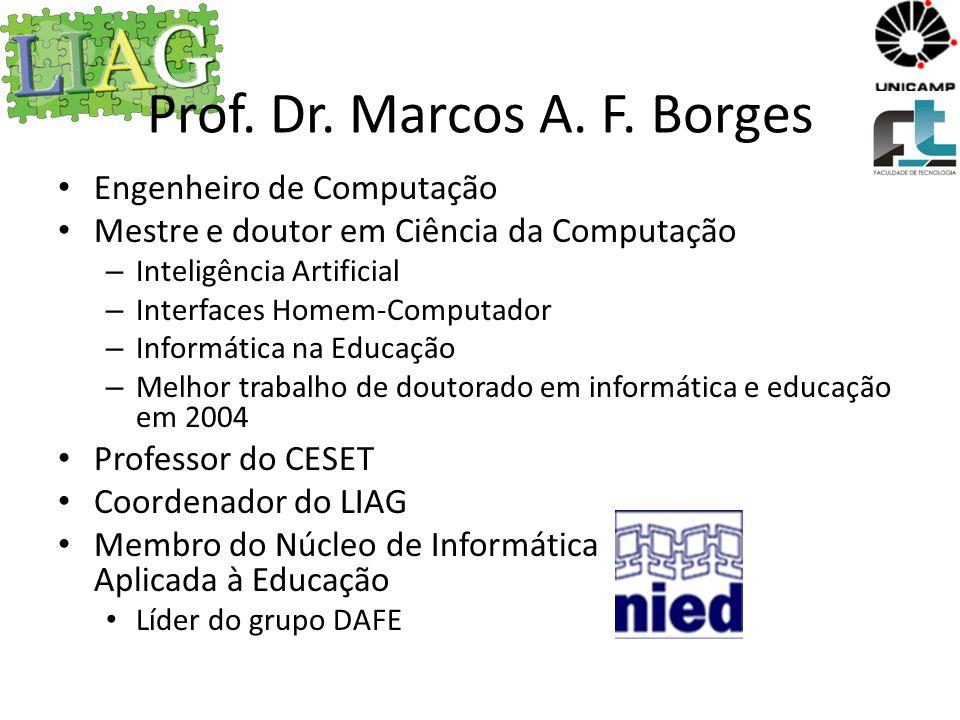 Prof.Dr. Marcos A. F.