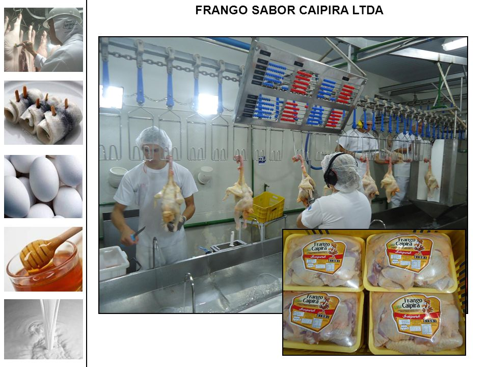 FRANGO SABOR CAIPIRA LTDA