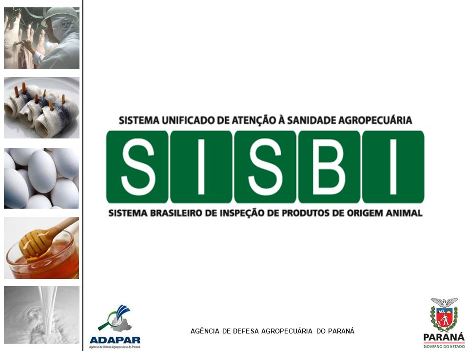 SERVIÇO DE INSPEÇÃO NO BRASIL LEI 7.889 DE 23 DE NOVEMBRO DE 1989 DESCENTRALIZA A EXECUÇÃO DA INSPEÇÃO INDUSTRIAL E SANITÁRIA DE PRODUTOS DE ORIGEM ANIMAL