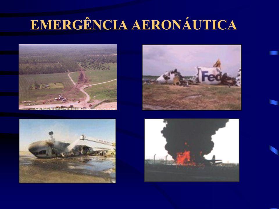 Pontos críticos: –asas e motores; –ações de evacuação; –taxa de propagação do incêndio; –flashover, bacdraft e bleve; –números de vítimas; –calor e chamas; –derramamento de combustível.