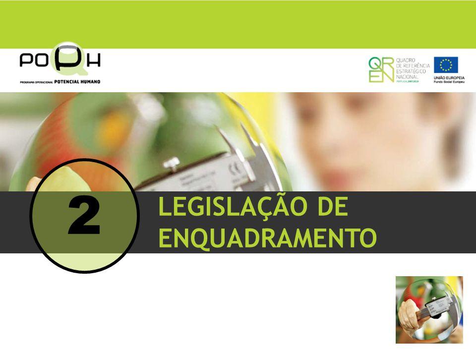 LEGISLAÇÃO DE ENQUADRAMENTO 2