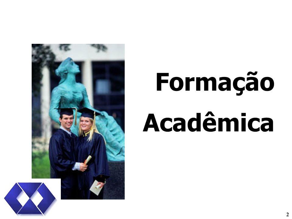 2 Formação Acadêmica