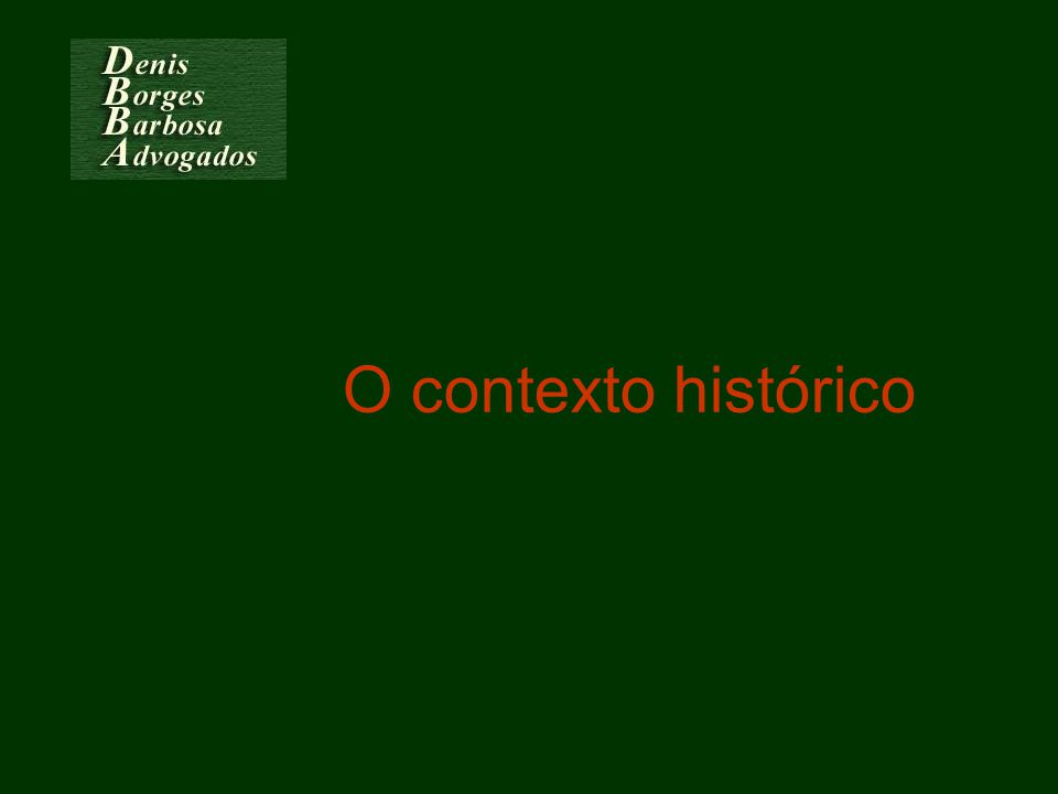 O desenvolvimentismo dos anos 80´ Licença compulsória da Monsanto 1983 Lei 7232/85 Reserva de Mercado para Informática CDI e o setor químico Projeto 5080/85 – Reserva de Mercado para o setor farmacêutico A Seção 301 – 1986-1990 1988 – Denuncia da Seção 301 no GATT A Constituição de 1988