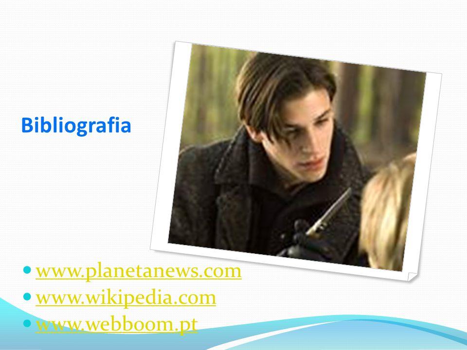 Bibliografia www.planetanews.com www.wikipedia.com www.webboom.pt