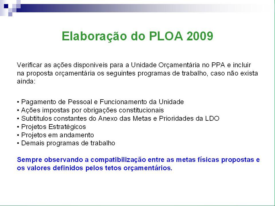 SENTENÇAS JUDICIAIS QUE ESTARÃO CONTIDAS NO PLOA 2009 AS UNIDADES ORÇAMENTÁRIAS QUE POSSUAM DÉBITOS DECORRENTES DE SENTENÇAS JUDICIAIS, TRANSITADAS EM JULGADO, QUE FARÃO PARTE DA FIXAÇÃO DE DESPESAS PARA 2009, DEVERÃO ENCAMINHAR RELAÇÃO DESSES DÉBITOS, ATÉ O DIA 14 DE JULHO DE 2008.