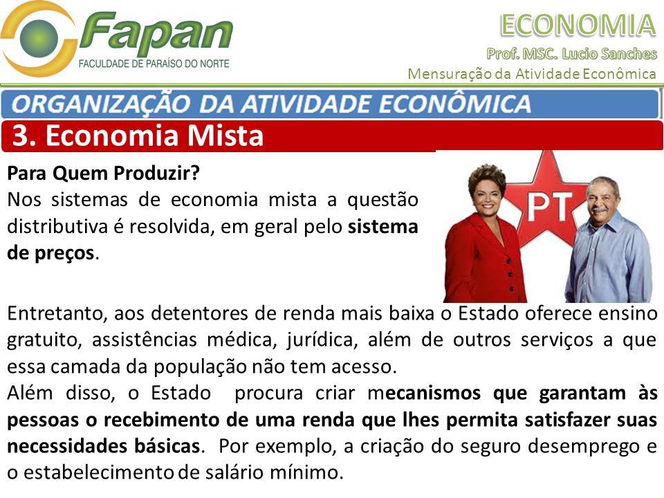 3.Economia Mista Para Quem Produzir.