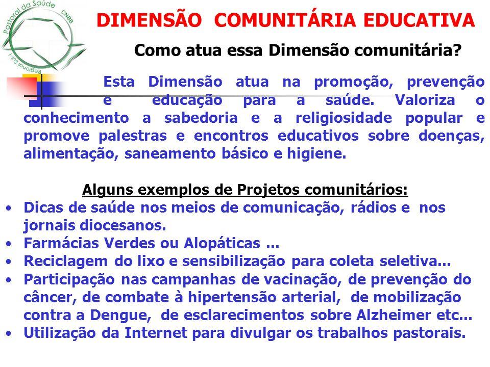 DIMENSÃO COMUNITÁRIA-EDUCATIVA DICAS BÁSICAS E SIMPLES NO CUIDADO COM A SAÚDE: ALIMENTAÇÃO.