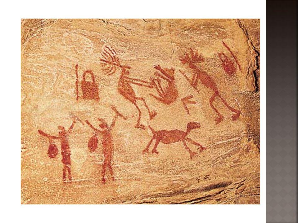 Dos numerosos abrigos que existem no Parque uma parte muito importante apresenta manifestações de atividades gráficas rupestres que, teriam sido realizadas muito cedo na pré-história, por diversos grupos étnicos que habitaram a região